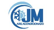 Aire Acondicionado JM – Instalación, mantenimiento, reparación y venta de  Aire acondicionado, Calefacción,  Cámaras frigoríficas, Climatización, Equipos de refrigeración y Equipos frio calor. Logo